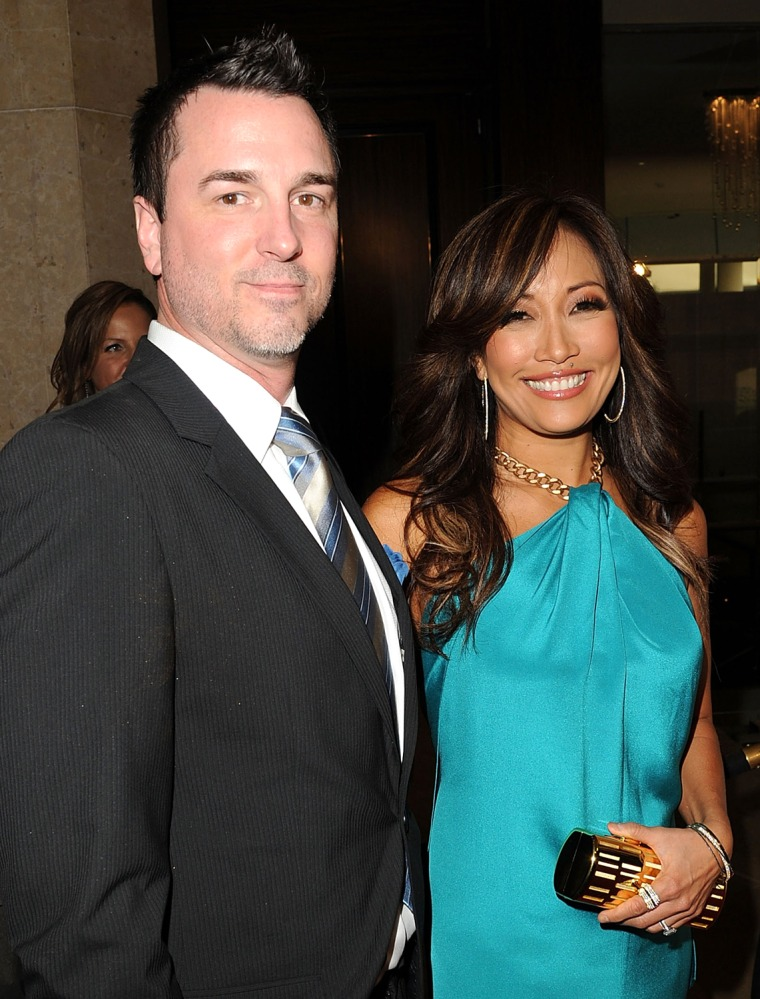 Carrie Ann Inaba Wedding.Dwts Judge Carrie Ann Inaba And Fiance Jesse Sloan End Engagement