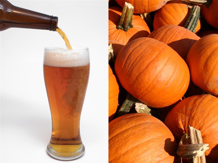 One of the best things about fall? Pumpkin beer!