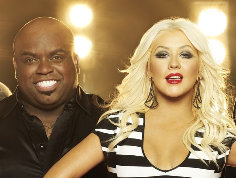 ""\""""Voice"""" coaches Cee Lo Green and Christina Aguilera are taking a hiatus from the show next season.""760|574|?|en|2|ee492f3bb4a48820193a8eec05872959|False|UNLIKELY|0.3208613395690918