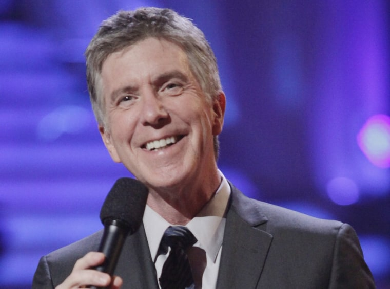 """""""Dancing's"""" Tom Bergeron has proven time and again he deserves an Emmy."""