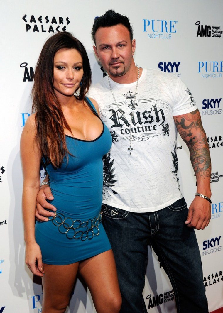 Jersey Shore' star JWoww is engaged