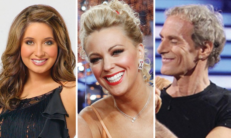 "Bristol Palin, Kate Gosselin and Michael Bolton have each delivered sub par dances on \""Dancing.\"""