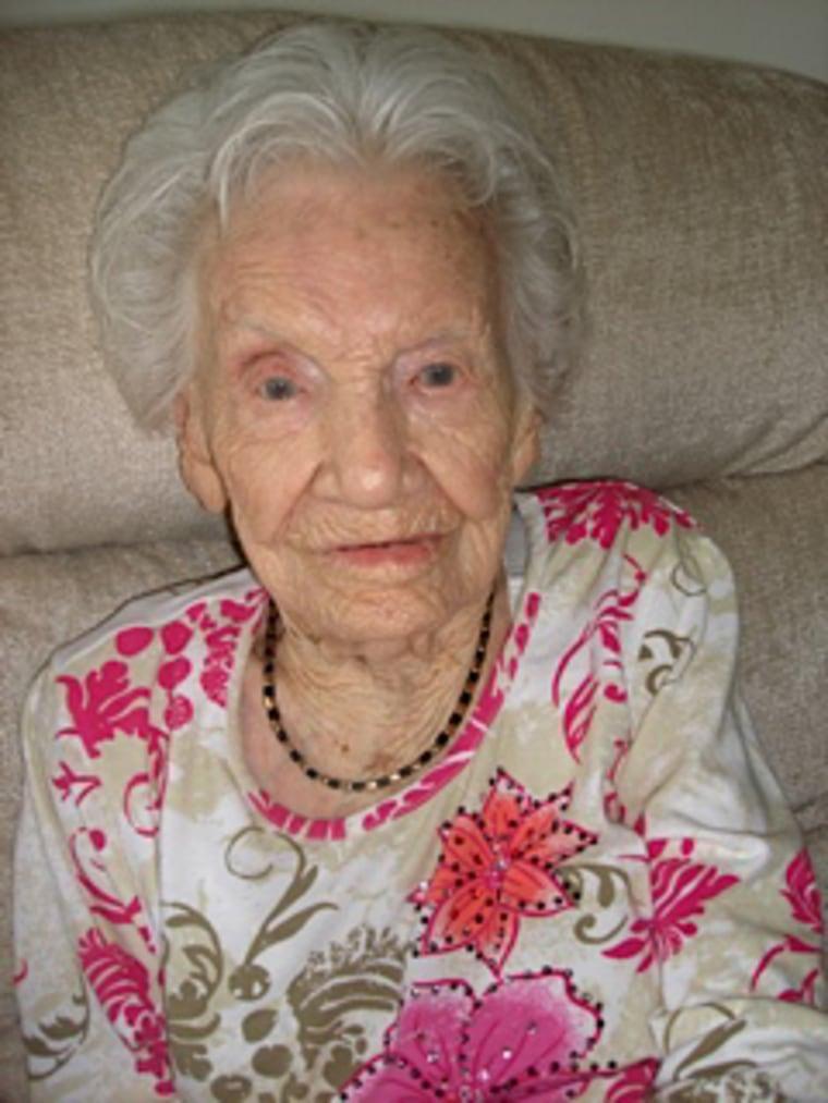 Elsie Thompson died just weeks before her 114th birthday.