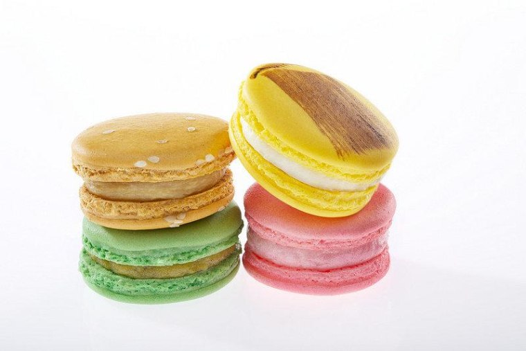 Sucre's New Orleans collection includes familiar flavors like bananas foster, chicory and pecan.