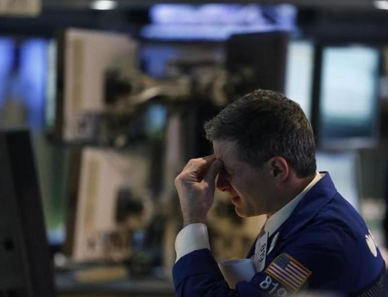 Sluggish jobs report may further slow stock market