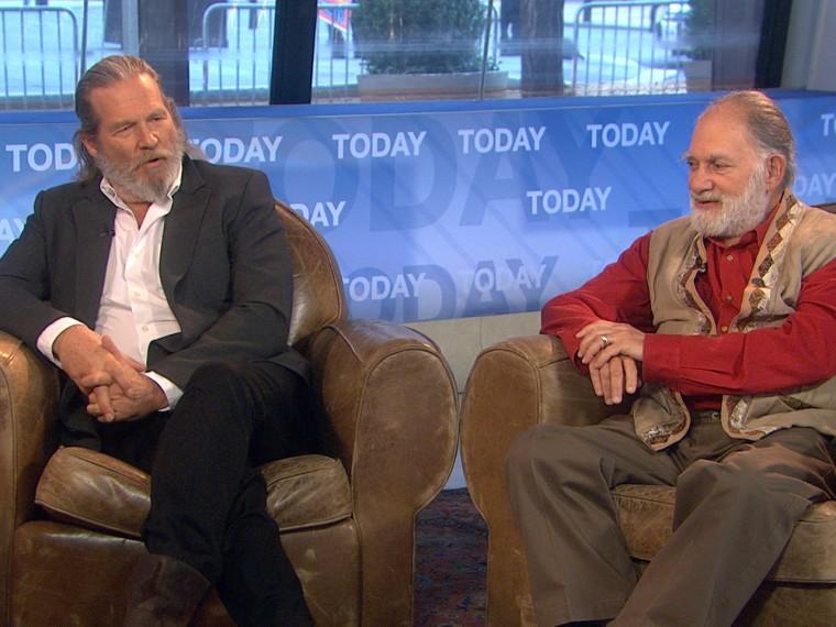 Image: Jeff Bridges, Bernie Glassman
