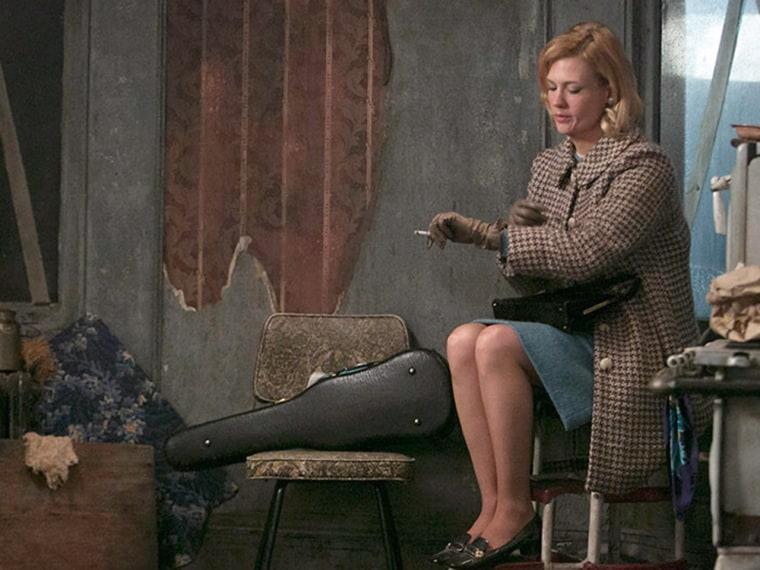 Mad Men Season 6 Episode Photos Betty Francis (January Jones) in Episode 1-2