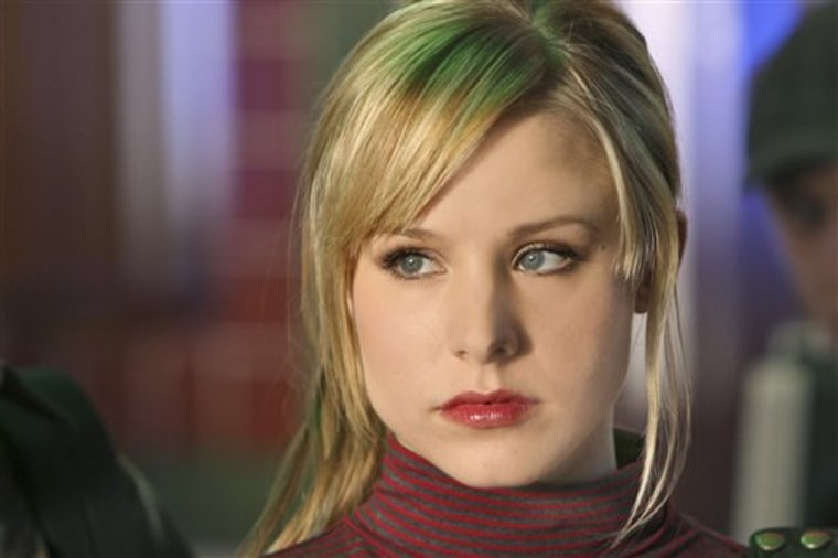 """Fans came through on Kickstarter to support a """"Veronica Mars"""" movie."""