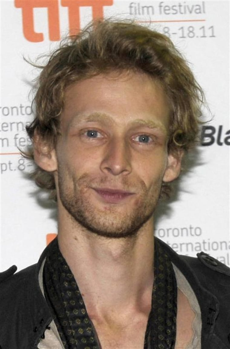 Johnny Lewis in 2011.
