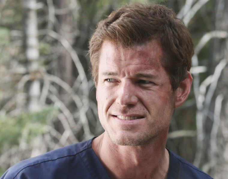 "Eric Dane as Mark Sloan on ""Grey's Anatomy."""