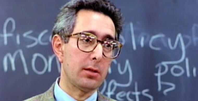 "The relevancy of Ben Stein's boring teachings in ""Ferris Bueller's Day Off"""