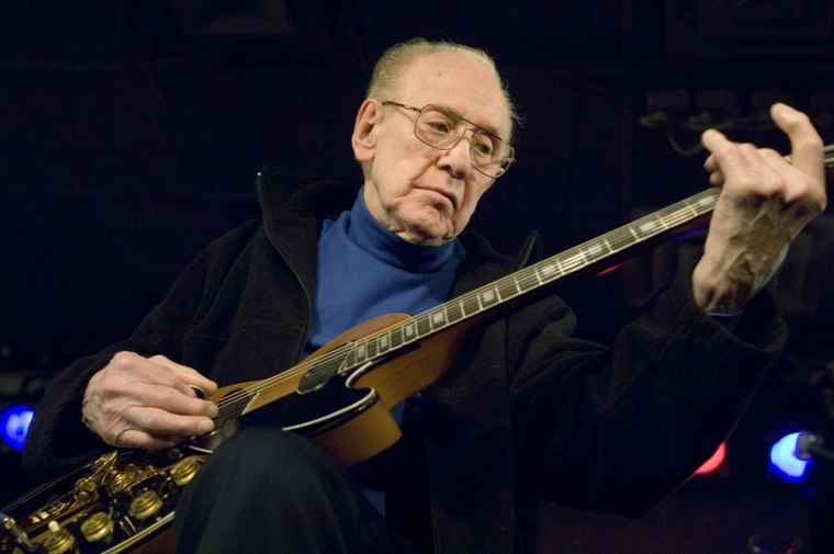 You like rock 'n' roll? You can thank Les Paul for inventing the solid body electric guitar.