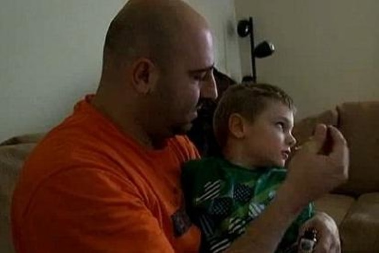 """A desperate dad tries a controversial treatment for his son's illness on """"Weed Wars."""""""
