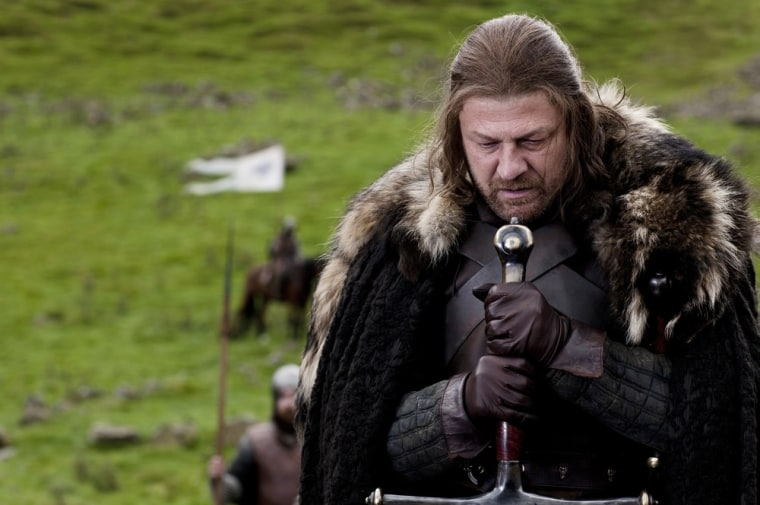 """Ned Stark's death will reverberate through upcoming seasons of \""""Game of Thrones.\"""""""