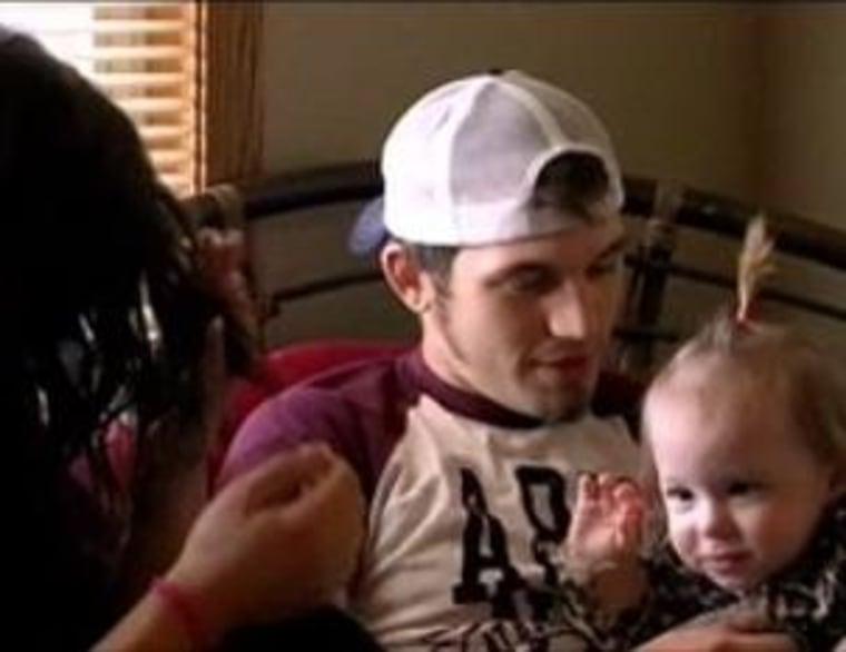 "Chelsea seems charmed by her on-again-off-again boyfriend, Adam, on the season premiere of \""Teen Mom 2.\"""