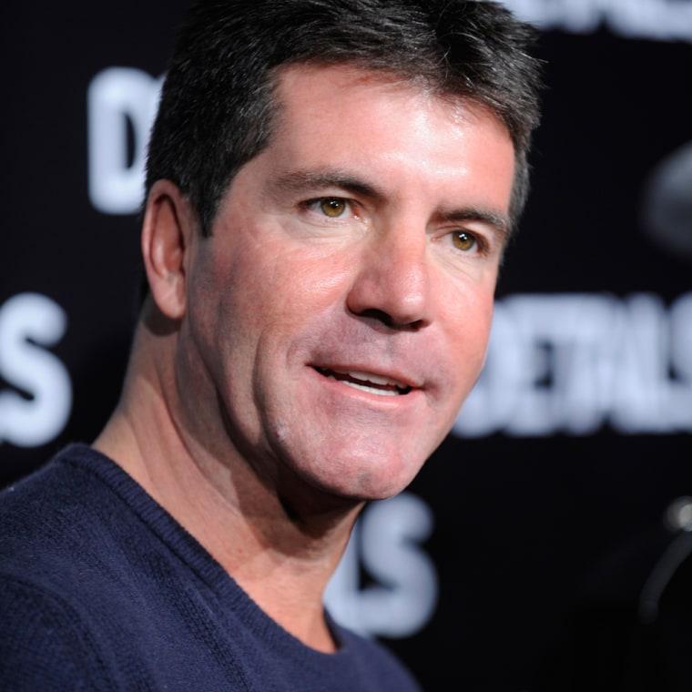 TV talent vet Simon Cowell isn't worried about Howard Stern going too far on primetime TV.