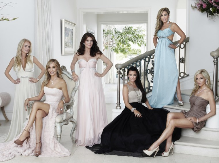 """The ladies of \""""The Real Housewives of Beverly Hills\"""" say \""""so long\"""" to their drama-packed second season."""