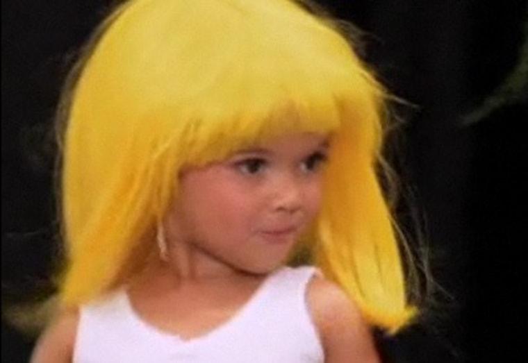 """Paisley on """"Toddlers & Tiaras."""""""