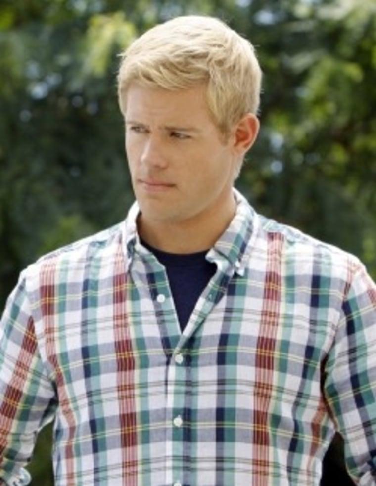 """Trevor Donovan as Teddy on \""""90210\"""""""