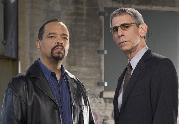 """The partnership of Benson and Stabler may be over on \""""Law & Order: SVU,\"""" but Ice-T's Fin Tutuola and Richard Belzer's John Munch will live on next season."""