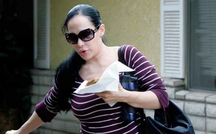 Nadya Suleman is ready to find a man.
