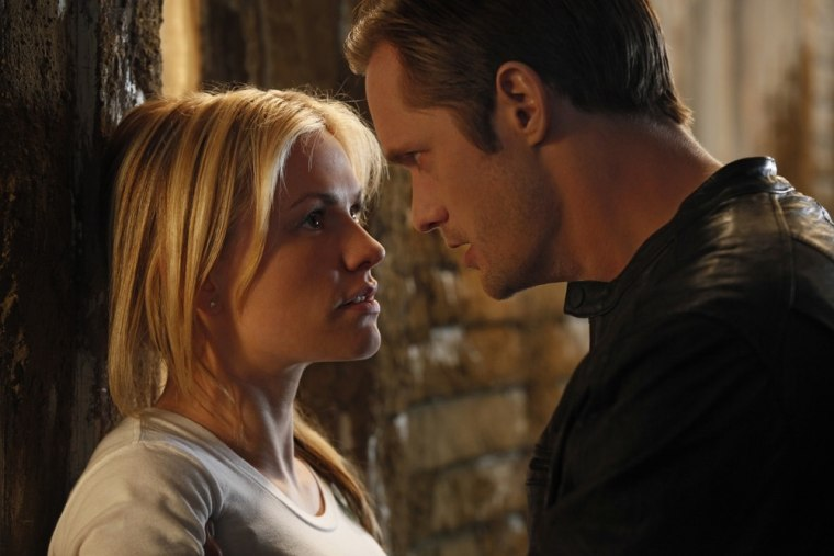 """Sounds like things are going to get a bit steamy between Sookie and Eric on \""""True Blood\"""" this season!"""