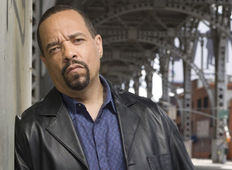 """Ice-T is set to take down the sexual predators for two more years as Det. Fin Tutuola on \""""Law & Order: SVU.\"""""""