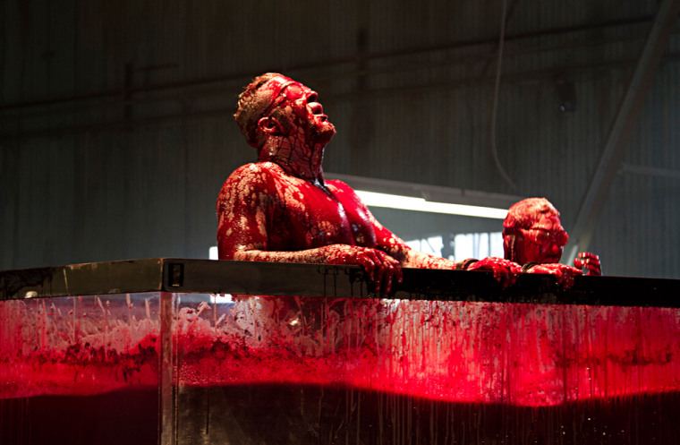 ""\""""Fear Factor"""" returns to primetime Monday, Dec. 12, and the revamped show promises to be scarier than before.""760|497|?|en|2|091d9e518e0077951a3d79c0a6496c62|False|UNLIKELY|0.30234596133232117