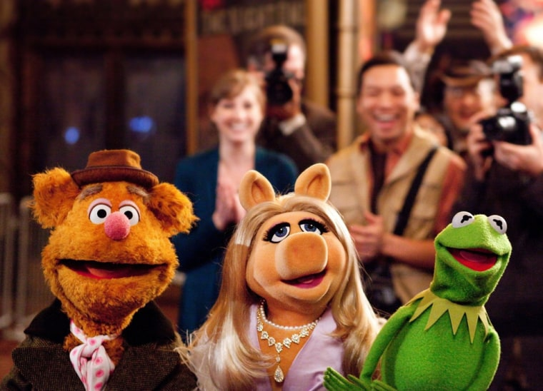 Fozzie Bear's standup isn't very funny, but he had some great lines in
