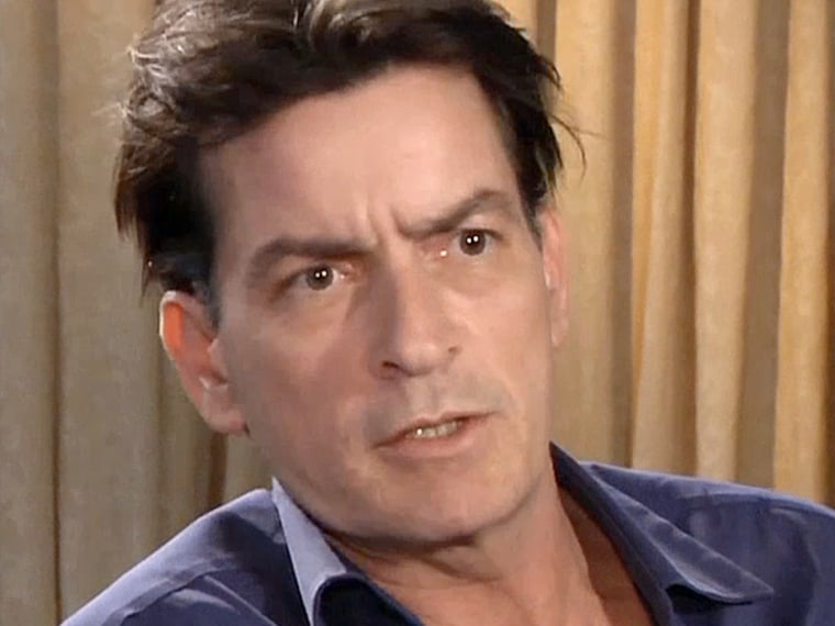 Charlie sheen reaches out to revenge