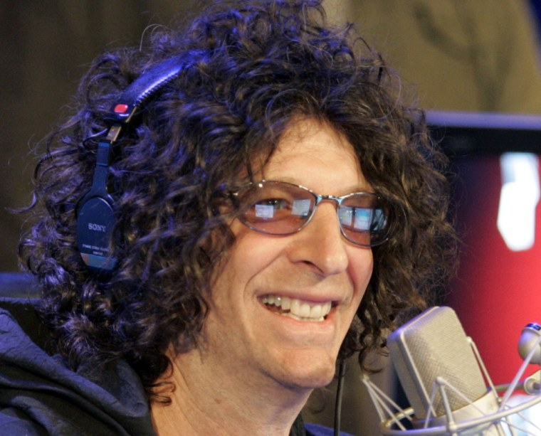 """Howard Stern didn't mince his words on """"Piers Morgan Tonight"""" when it came to the topic of Jay Leno."""
