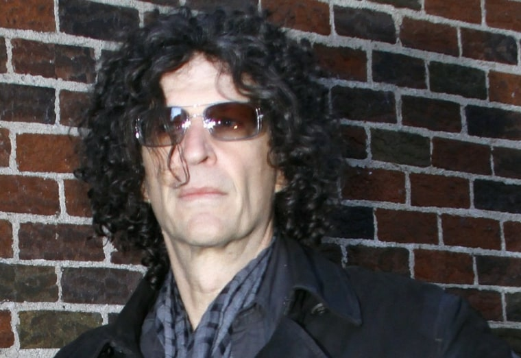 """Howard Stern officially became the newest \""""America's Got Talent\"""" judge on Thursday, and not everyone is pleased."""