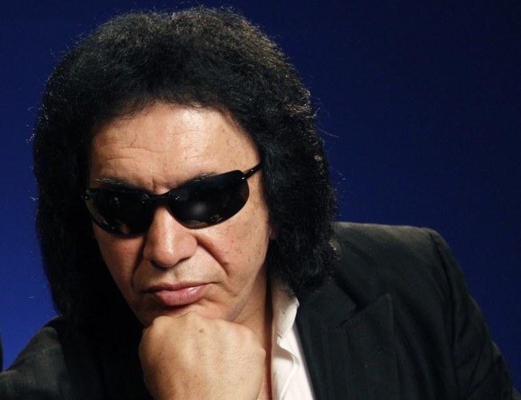 KISS rocker Gene Simmons isn't looking forward to Madonna's big Super Bowl halftime show.