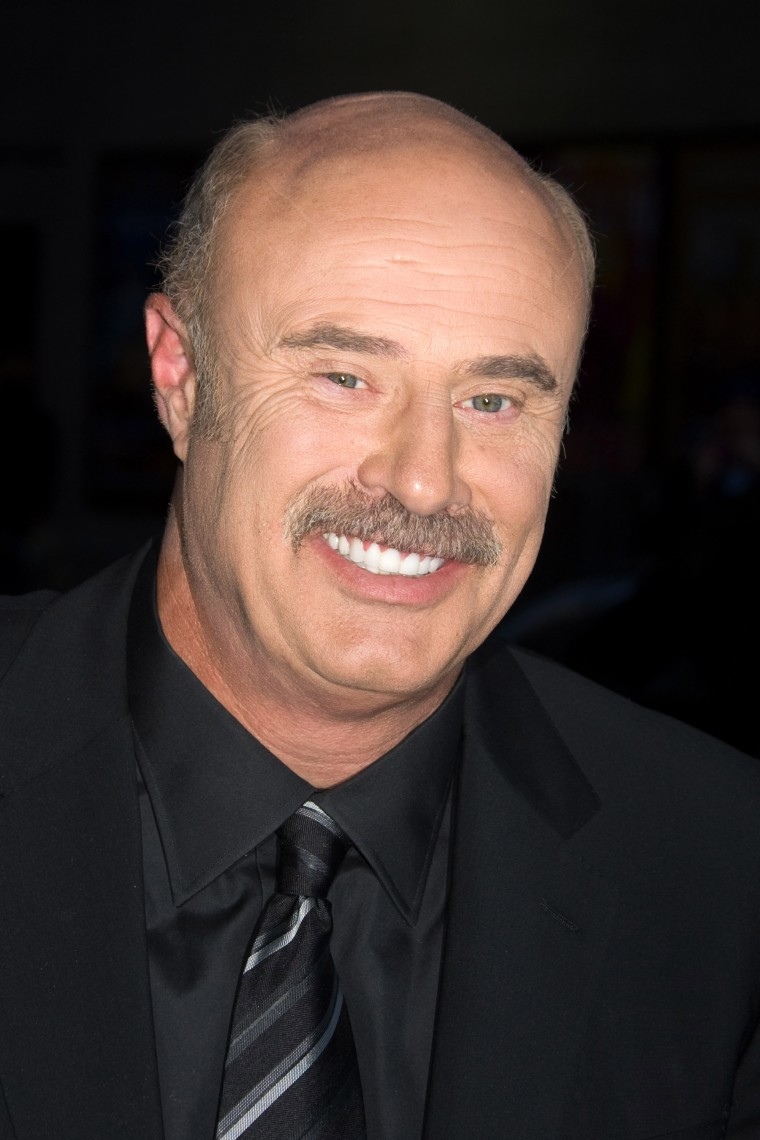 Dr. Phil McGraw helped with his own vasectomy, which he later had reversed.