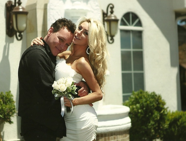 Courtney Stodden says she and husband Doug Hutchison have lots in common.