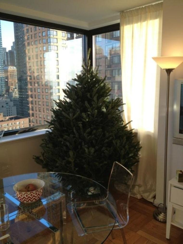 Hoda's Christmas tree