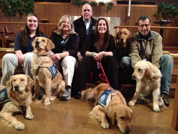Lutheran Church Charities Canine Comfort Dogs