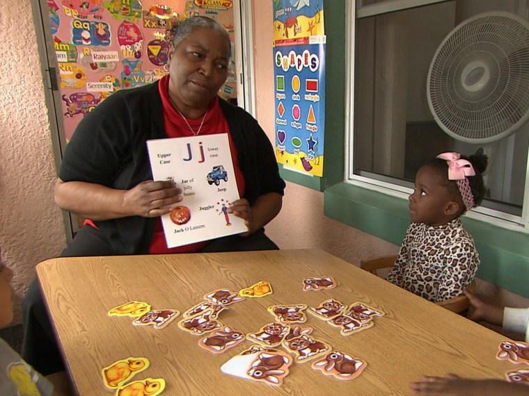Florida millionaire helps kids go to college