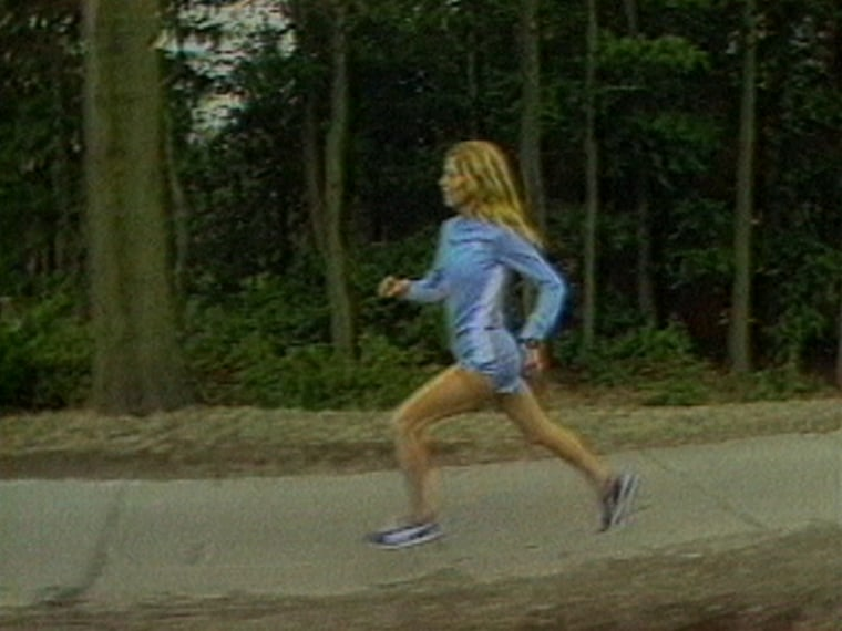 17 years after her first Boston Marathon, Bobbi Gibb trained to run the race again in 1983.