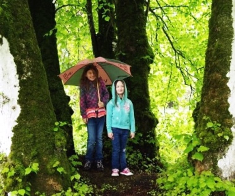 Image: Rainy day with kids