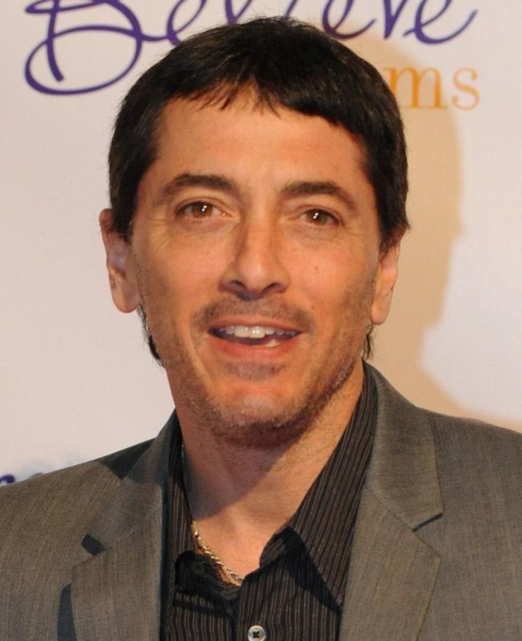 Scott Baio in Los Angeles in March 2010.