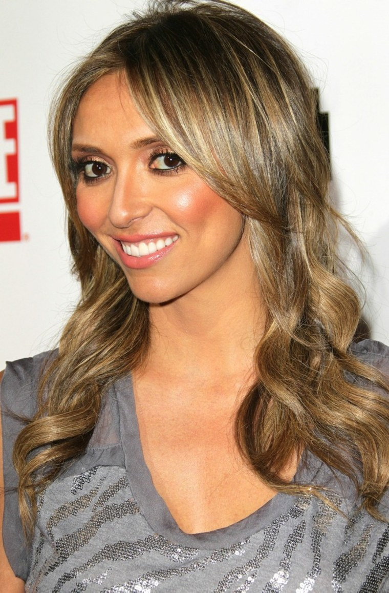Giuliana Rancic gives us a rundown of what her Golden Globes day will be like.