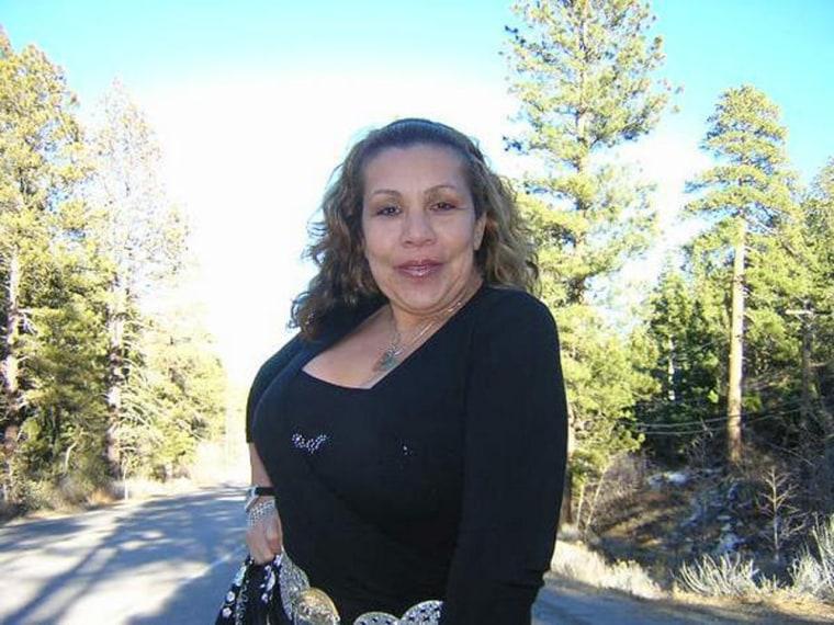 Mildred Baena was a member of former California Gov. Arnold Schwarzenegger's household staff for 20 years.
