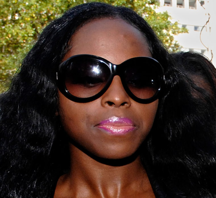 where is foxy brown today
