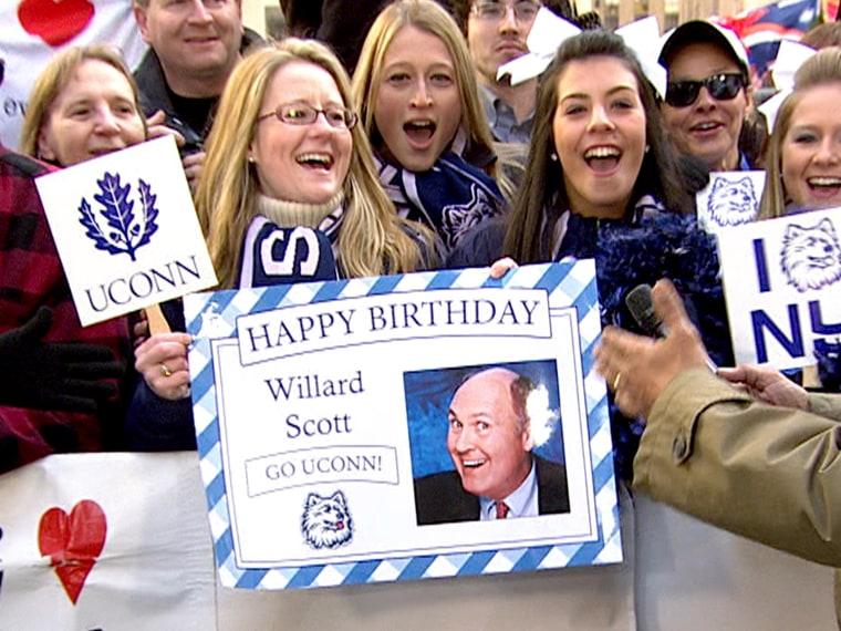 Happy birthday, Willard!
