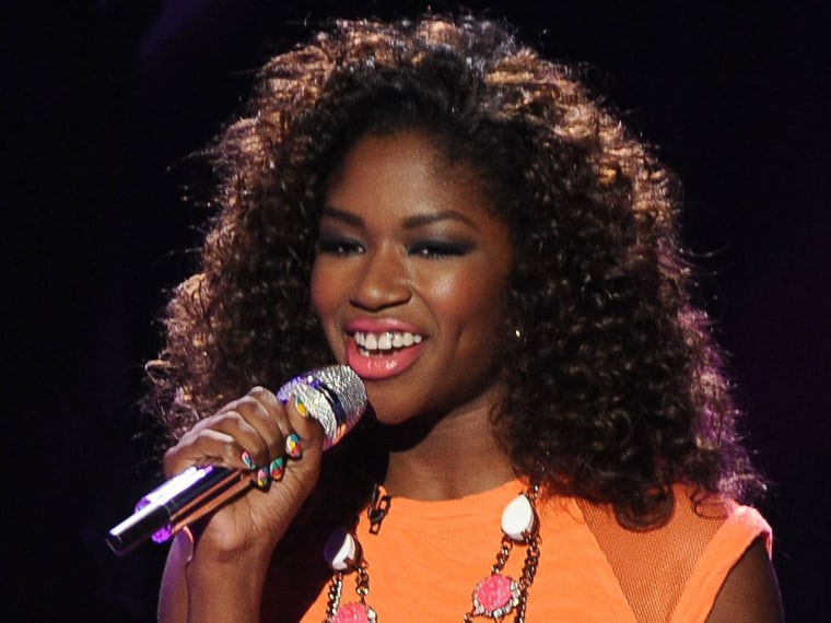 Judges love Angie and Amber on 'American Idol'