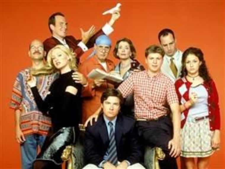 """The full cast of \""""Arrested Development\"""""""