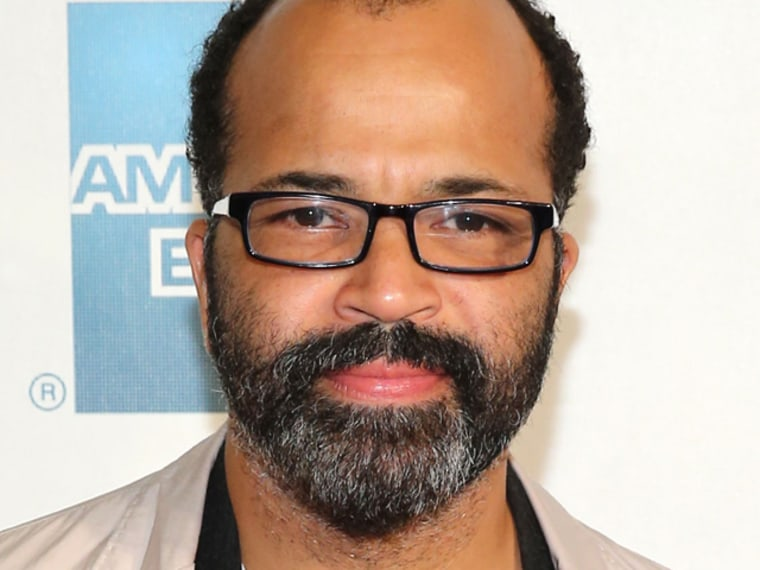 "Actor Jeffrey Wright attends the Tribeca Film Festival 2013 after party for ""A Single Shot"" on April 26 in New York City."