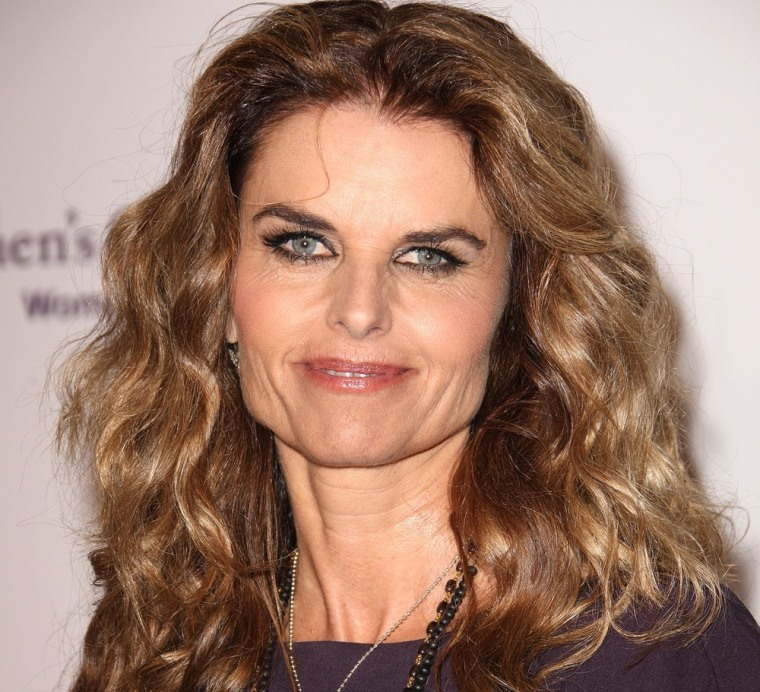 LONG BEACH, CA - OCTOBER 26: Maria Shriver attends the Maria Shriver Women's Conference at the Long Beach Convention Center on October 26, 2010 in Lon...