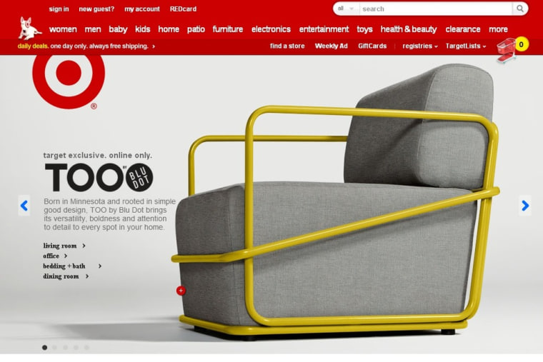 66c8b1662 Target has launched six new online-only brands, including Too by Blu Dot,